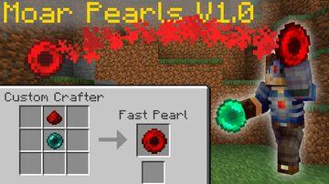 WASD Moar Pearls [Datapack] Minecraft Data Pack