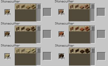 Wood Cutting 1.15 Minecraft Data Pack