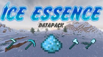 Ice essence Datapack Minecraft Data Pack