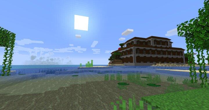 A Beachside Property