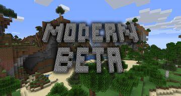 Modern Beta [1.16.3] -- Create Beta-like worlds with modern biomes! Minecraft Data Pack