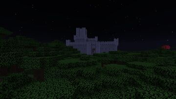 Mansions to Castles Minecraft Data Pack