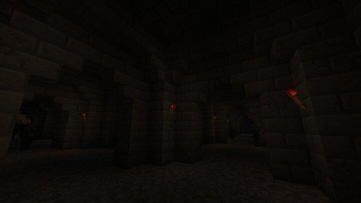 dungeon passages