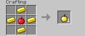 Cheap Golden Apples! Minecraft Data Pack