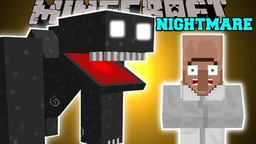 Minecraft NIGHTMARES Minecraft Data Pack