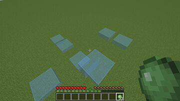 Doble jump (comsuming slime balls) Minecraft Data Pack