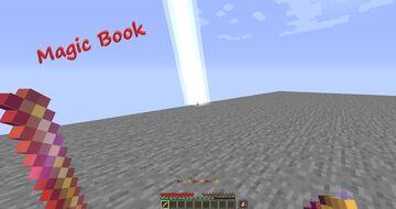 Magic Books Minecraft Data Pack