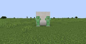 Emerald Armor Minecraft Data Pack