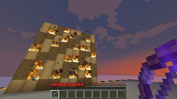 Fire Arrow expands Minecraft Data Pack
