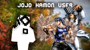 JoJo Hamon User (1.16 datapack) Minecraft Data Pack
