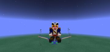 Phantom Saddle [MCPE Addon] Minecraft Data Pack