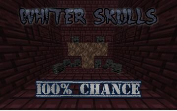 Wither_skulls 100% Minecraft Data Pack