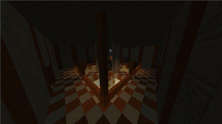 Sandy crypt