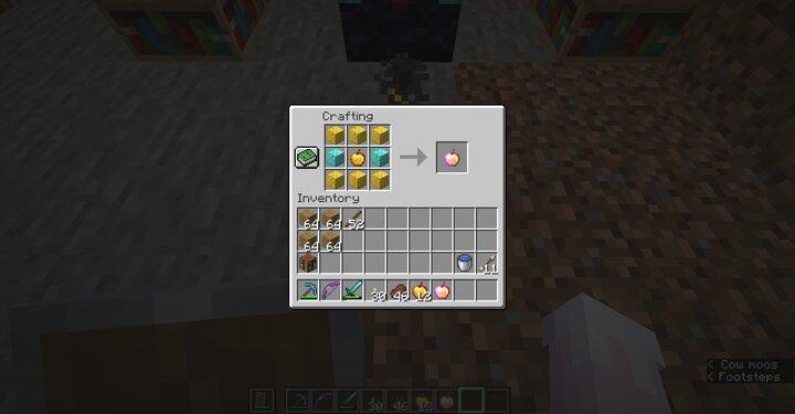 crafting recipe!