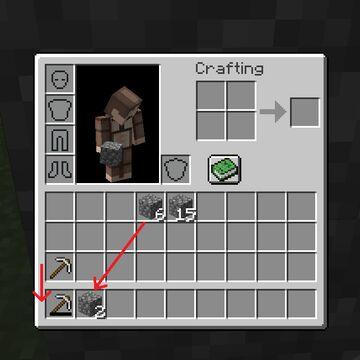 Quick Refill Minecraft Data Pack