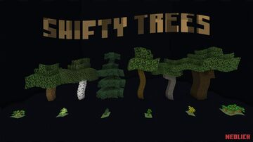 Shifty Trees Minecraft Data Pack