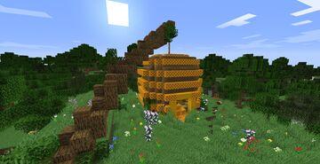 BeeHouse V1.0 Minecraft Data Pack