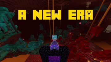35 extra nether advancements! - A New Era Minecraft Data Pack