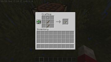 better arrow crafting recipe Minecraft Data Pack
