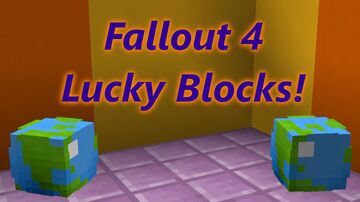 PMC Lucky Blocks - Fallout 4 Theme [1.15] Minecraft Data Pack