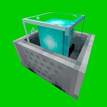 Beacon Minecart! Minecraft Data Pack