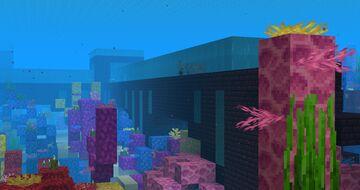 Ocean Strongholds Datapack (Custom Dimension) Minecraft Data Pack