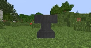 every minute anvils fall from the sky! Minecraft Data Pack