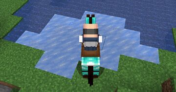 Boots with enchantments for horse Minecraft Data Pack