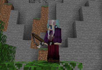 Grappling Hook Minecraft Data Pack