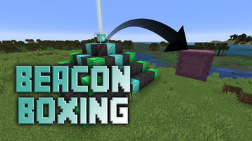 Beacon Boxing Minecraft Data Pack