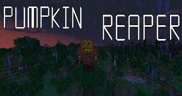 Pumpkin Reaper Bossfight Minecraft Data Pack