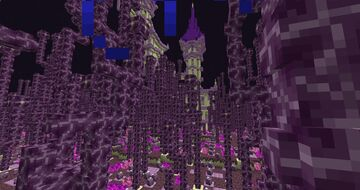 Expanded End (End Biomes & Better End Cites) Minecraft Data Pack