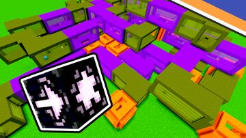 Finished Jigsaw Datapack Minecraft Data Pack