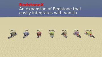 RedstoneX Minecraft Data Pack