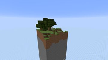 Single Chunk Random Terrain Generator Minecraft Data Pack