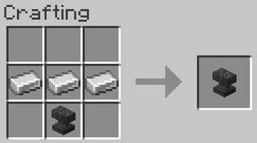 Repair Anvil - Datapack Minecraft Data Pack