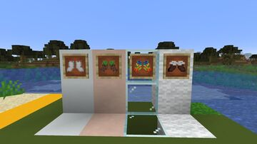 Magic Color Boots Minecraft Data Pack