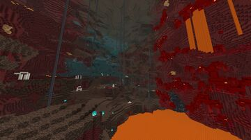 The Perfectionist's Amplified Nether Minecraft Data Pack