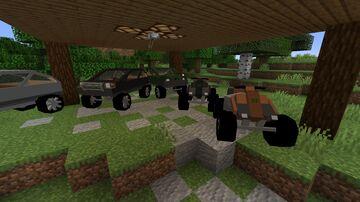 K33 Vehicles Minecraft Data Pack