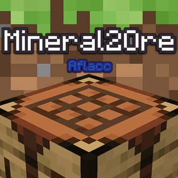 Mineral2Ore Minecraft Data Pack