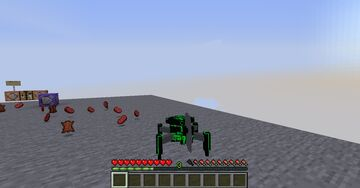 Omnitrix Datapack! Minecraft Data Pack