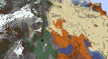 Stalkative's Resource World Minecraft Data Pack
