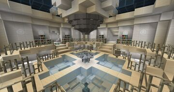 Modern But Classic New TARDIS Mod Interior Pack Minecraft Data Pack