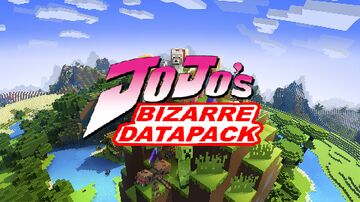 JoJo's bizarre datapack Minecraft Data Pack