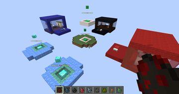 Bedwars Minecraft Data Pack