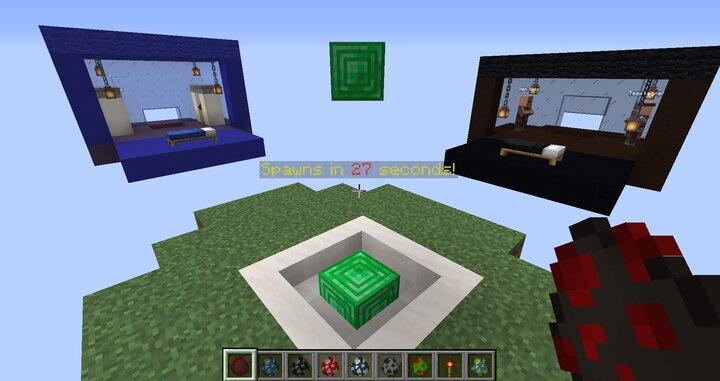 An emerald generator
