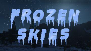Frozen Skies Minecraft Data Pack