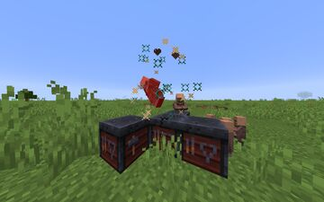 Villager Robbery - Villagers Drop Emeralds Minecraft Data Pack