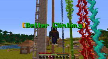 [Better Climbing] New blocks added Minecraft Data Pack