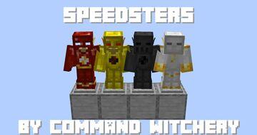 Speedsters Datapack V1.1.0 Minecraft Data Pack